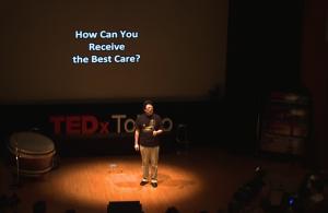 【動画】上野先生のTED x Tokyo 講演:Mutual Empowermentのサムネイル画像